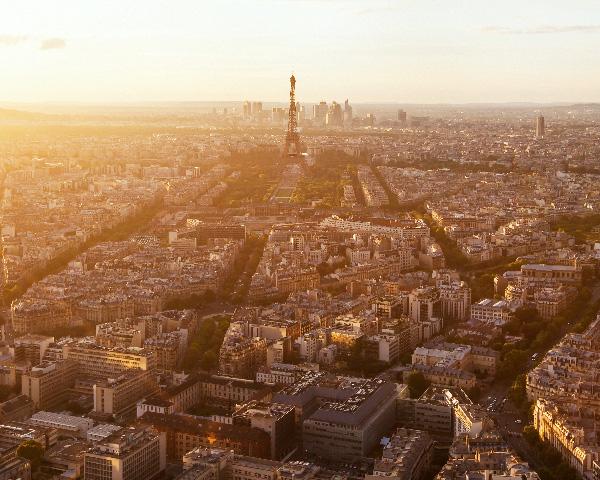 Resindential Development, Paris (JER)